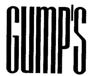 Gumps San Francisco